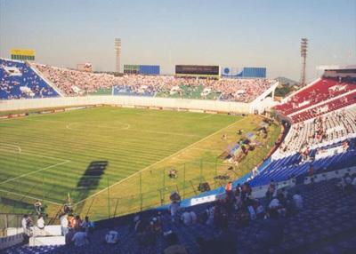 Estadio Defensores del Chaco in Paraguay