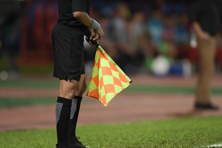 Football Linesman
