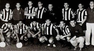Penarol 1961 Copa Libertadores Winners