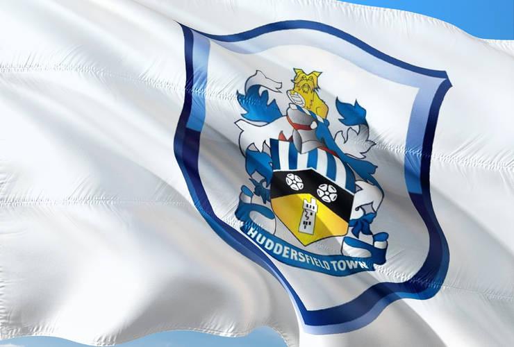 Huddersfield Town Flag