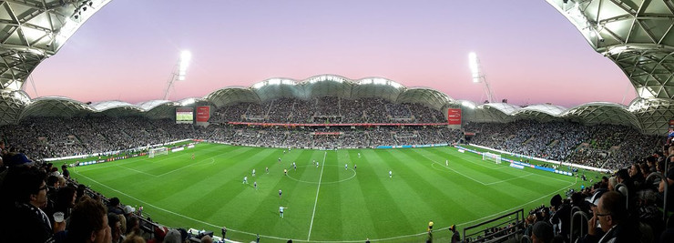 AAMI Park in Melbourne