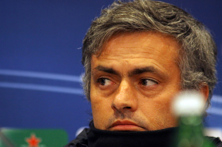 Football Manager Jose Mourinho