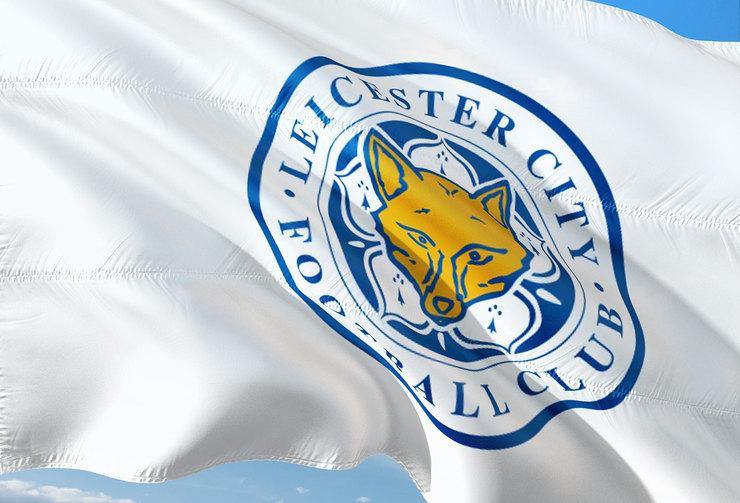 Leicester City Flag