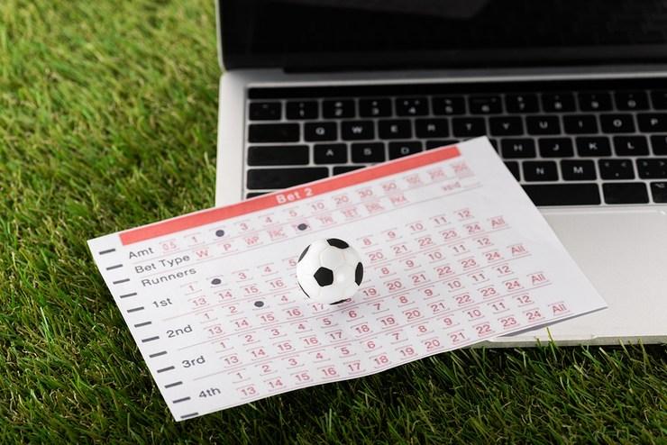 Football Betting Laptop