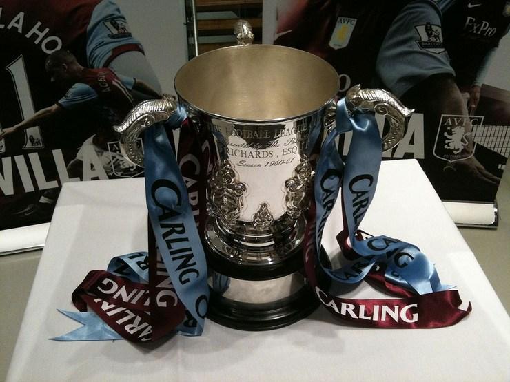 Football League Cup Aston Villa