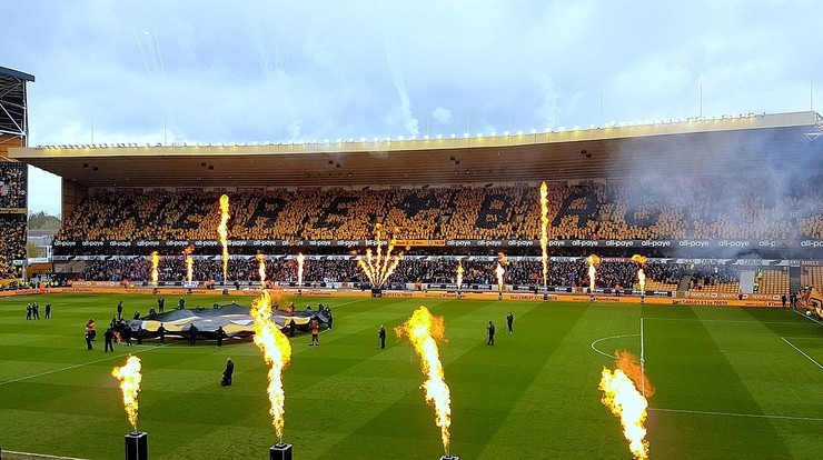 Wolves Promotion