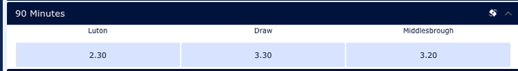 William Hill Match Betting
