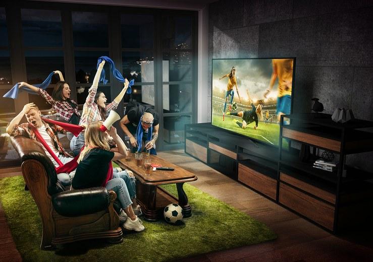 Womens Football on TV