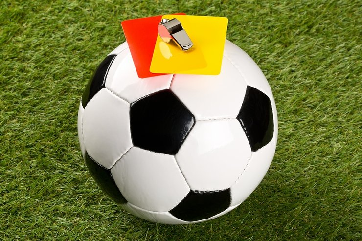 Yellow and Red Card